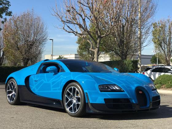 2014 Bugatti Veyron Grand Sport Vitesse:24 car images available