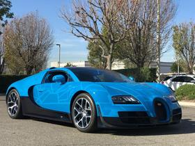 2014 Bugatti Veyron Grand Sport Vitesse:24 car images available
