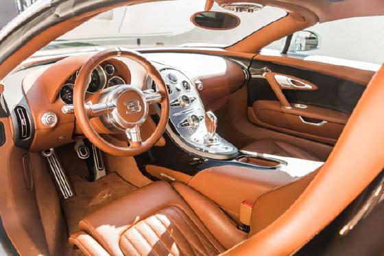 2015 Bugatti Veyron Grand Sport Vitesse