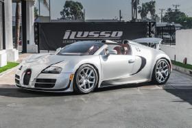 2015 Bugatti Veyron Grand Sport Vitesse:15 car images available