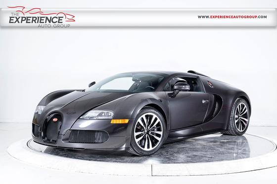 2012 Bugatti Veyron Grand Sport:24 car images available