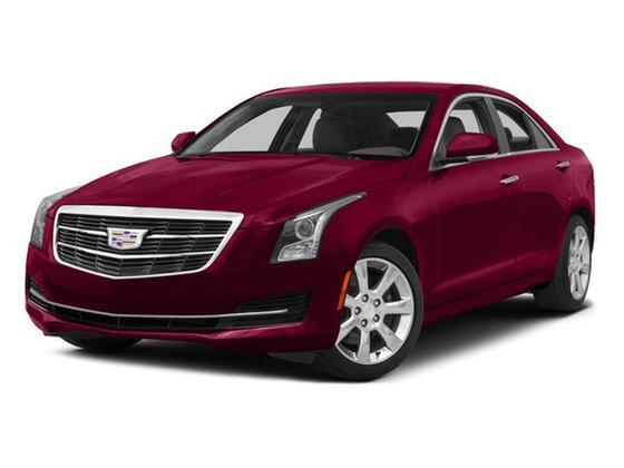 2015 Cadillac ATS  : Car has generic photo