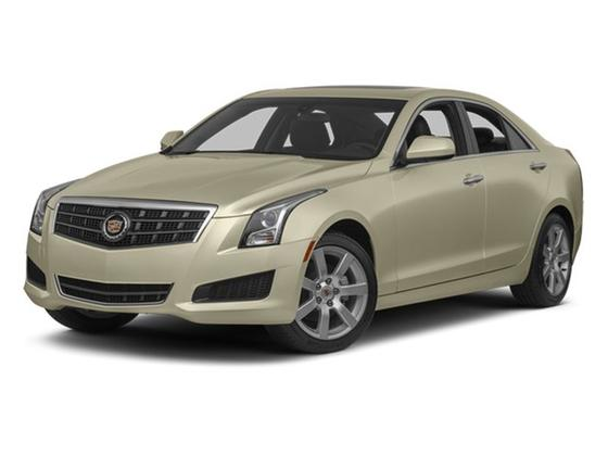 2013 Cadillac ATS  : Car has generic photo