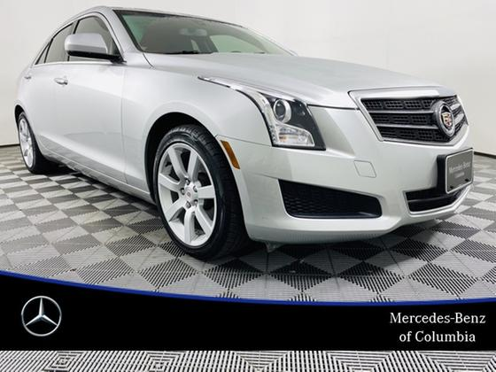 2013 Cadillac ATS :24 car images available