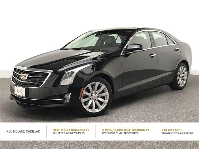 2018 Cadillac ATS :24 car images available