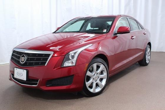 2014 Cadillac ATS 2.0L Turbo:24 car images available