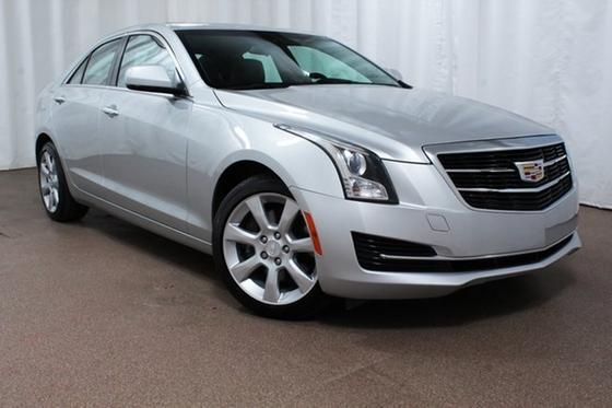 2015 Cadillac ATS 2.0L Turbo:24 car images available