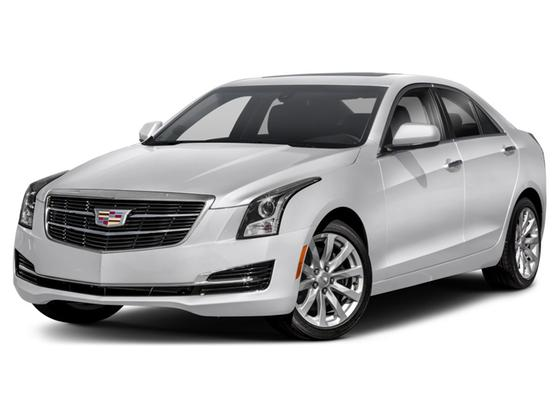 2018 Cadillac ATS 2.0L Turbo : Car has generic photo