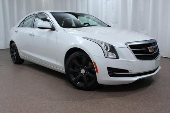 2016 Cadillac ATS 2.0L Turbo:24 car images available