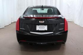 2015 Cadillac ATS 2.0L Turbo