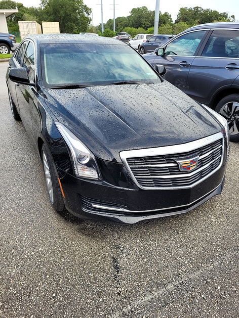 2018 Cadillac ATS 2.0L Turbo:4 car images available