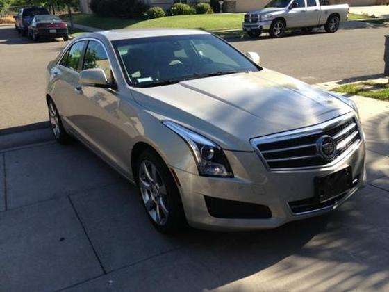 2013 Cadillac ATS 2.0T Luxury:6 car images available
