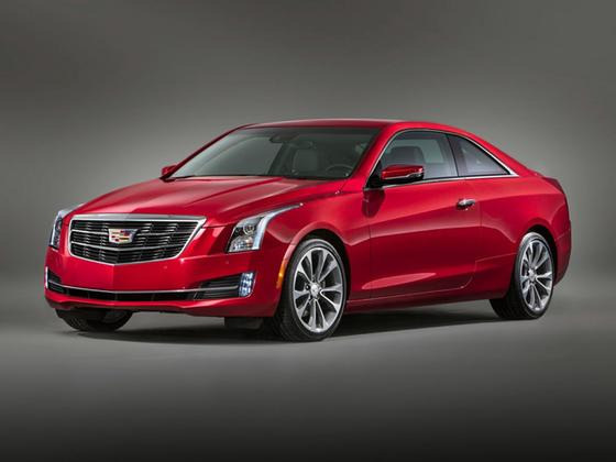 2017 Cadillac ATS 2.0T Luxury : Car has generic photo