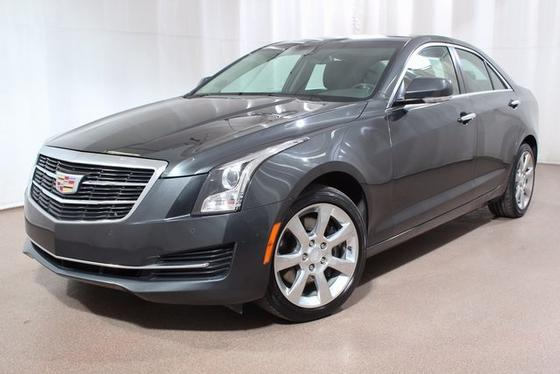 2015 Cadillac ATS 2.0T Luxury:24 car images available