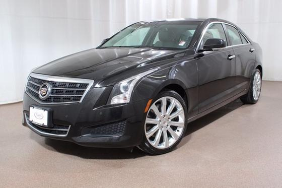2014 Cadillac ATS 2.0T Luxury:24 car images available