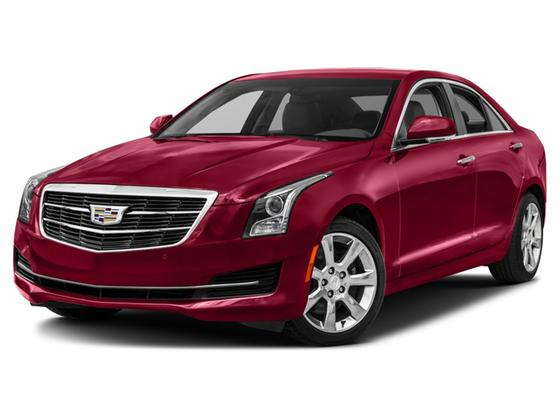 2018 Cadillac ATS 2.0T Luxury : Car has generic photo