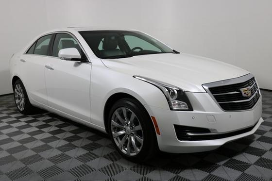2017 Cadillac ATS 2.0T Luxury:24 car images available