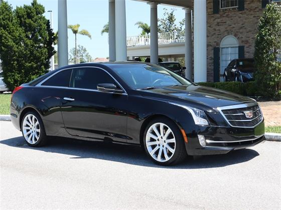 2016 Cadillac ATS 2.0T Luxury:24 car images available