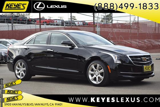 2015 Cadillac ATS 2.5L Luxury:24 car images available