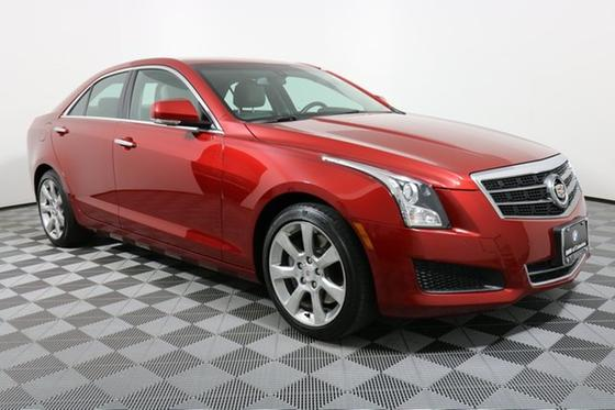 2014 Cadillac ATS 3.6L Luxury:24 car images available