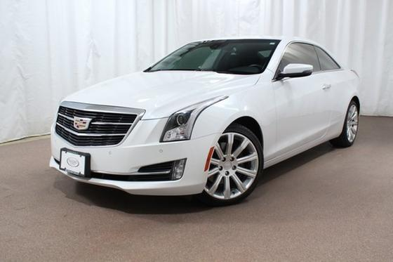 2015 Cadillac ATS 3.6L Luxury:24 car images available