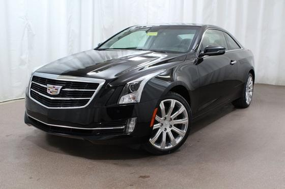 2019 Cadillac ATS 3.6L Premium:24 car images available
