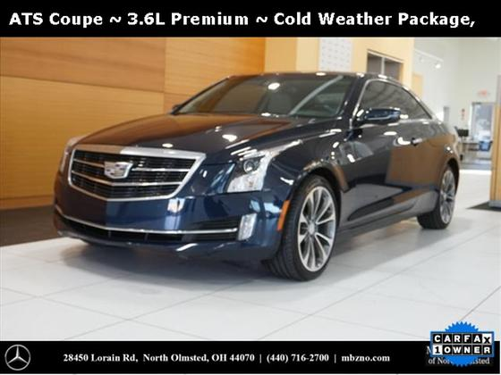 2015 Cadillac ATS 3.6L Premium:24 car images available
