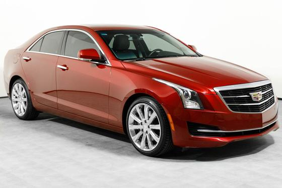2015 Cadillac ATS Luxury:23 car images available