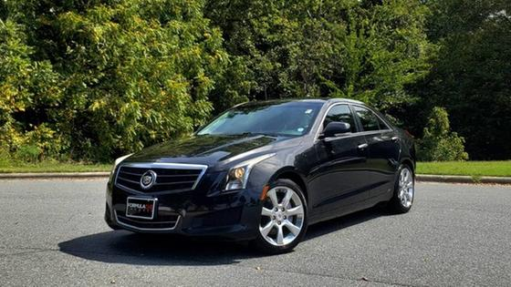 2013 Cadillac ATS Luxury:24 car images available