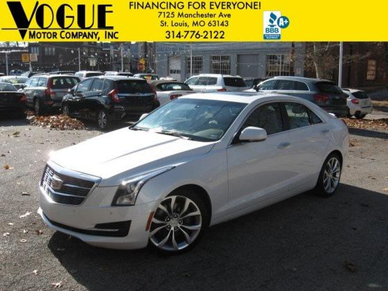 2015 Cadillac ATS Luxury:24 car images available