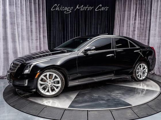 2014 Cadillac ATS Performance:24 car images available