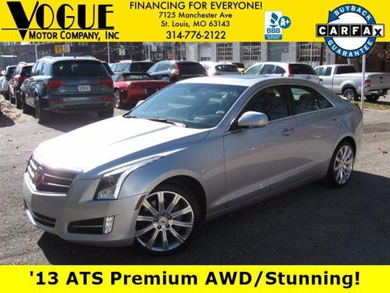2013 Cadillac ATS Premium:24 car images available