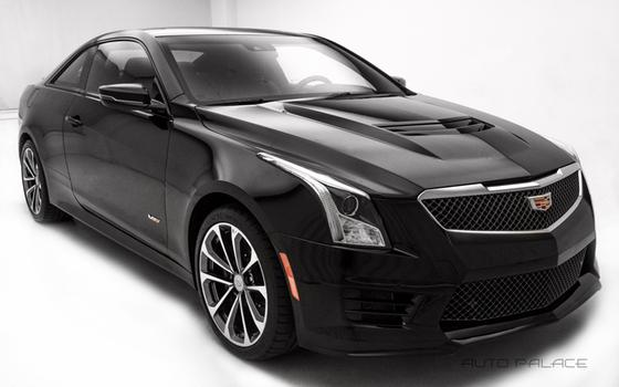 2017 Cadillac ATS V:24 car images available