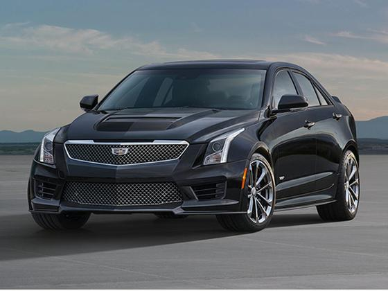 2018 Cadillac ATS V : Car has generic photo