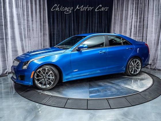 2018 Cadillac ATS V:24 car images available