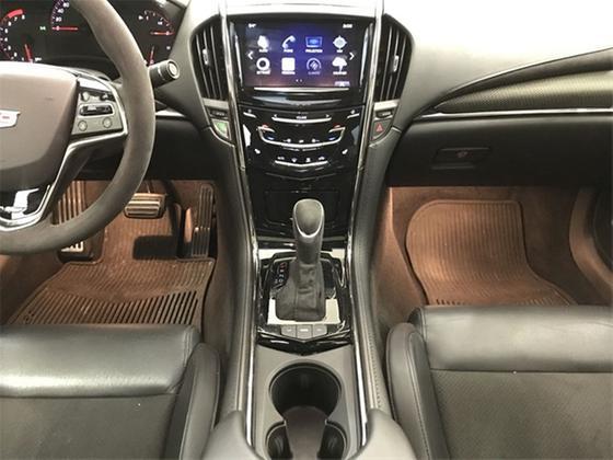 2016 Cadillac ATS V