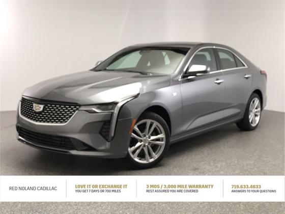 2021 Cadillac CT4 :24 car images available