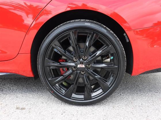2020 Cadillac CT4 V