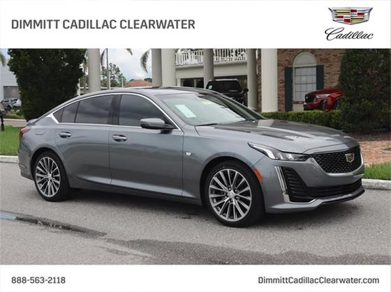 2020 Cadillac CT5 :13 car images available