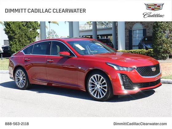 2020 Cadillac CT5 :24 car images available
