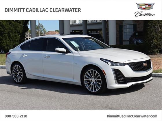 2020 Cadillac CT5 :23 car images available