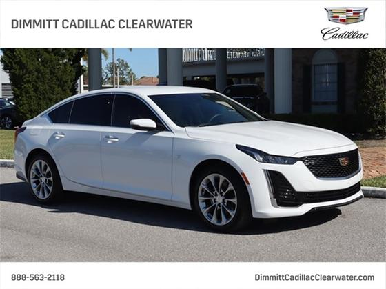 2021 Cadillac CT5 :24 car images available