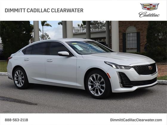 2021 Cadillac CT5 :23 car images available