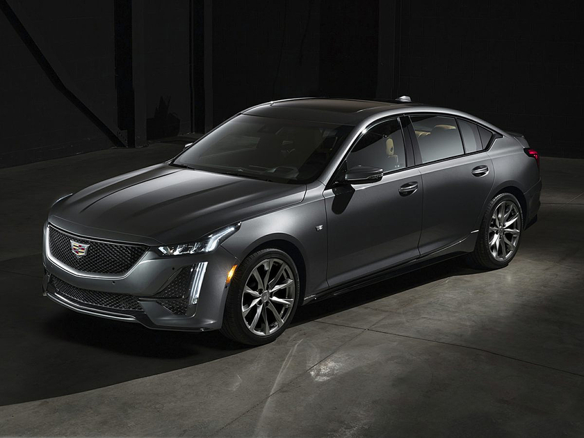 2021 Cadillac CT5  : Car has generic photo