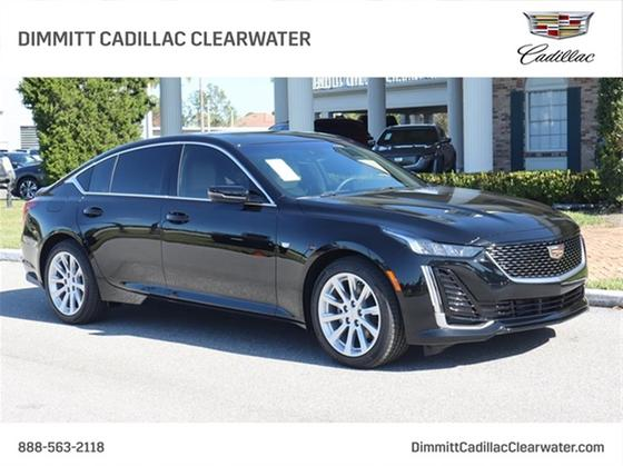 2021 Cadillac CT5 Luxury:24 car images available