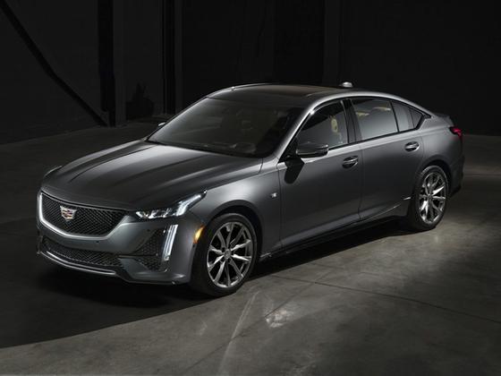 2021 Cadillac CT5 Luxury : Car has generic photo