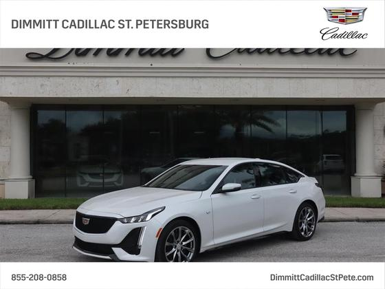 2020 Cadillac CT5 Sport:14 car images available
