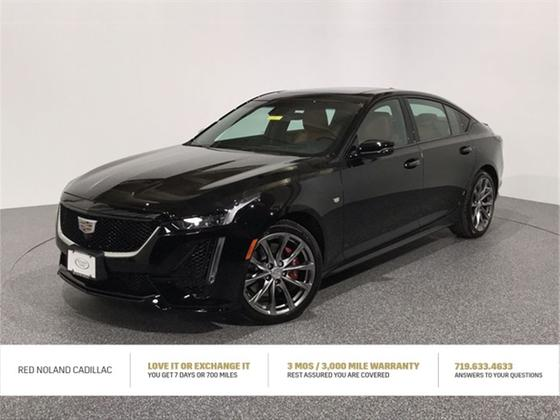 2020 Cadillac CT5 Sport:24 car images available