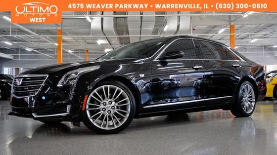2016 Cadillac CT6 :24 car images available