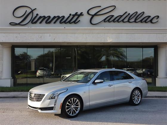 2017 Cadillac CT6 :24 car images available